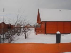 Domki w Sarbinowie